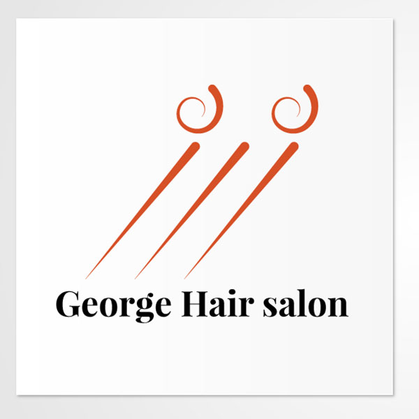 George Hair Salon Slide